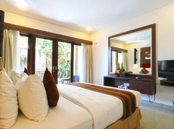 The Swaha Hotel Bali - Deluxe Studio Room Only Limited