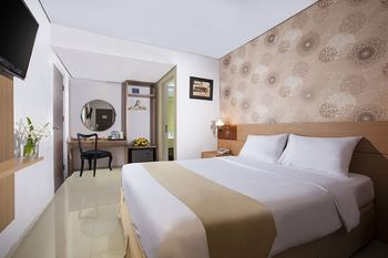 The Cube Hotel Jogja - Superior Double Bed Room Only NR bASIC dEAL 25%