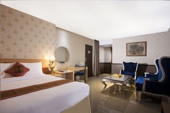 The Cube Hotel Jogja - Executive Room Only NR bASIC dEAL 25%