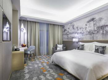 HARRIS Vertu Harmoni - V Room with breakfast 2 persons Regular Plan