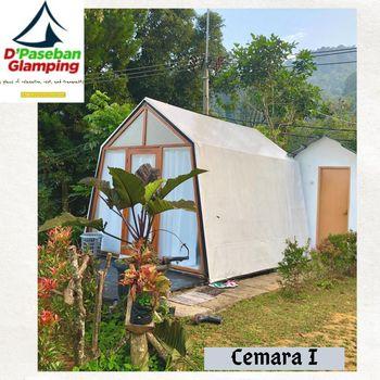 D'Paseban Glamping Puncak - Glamping Cemara 1 Regular Plan