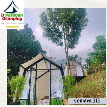D'Paseban Glamping Puncak - Glamping Cemara 5 Regular Plan
