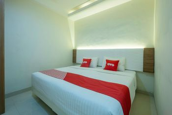 Capital O 1044 Diemdi Hotel Bandung - Standard Double Room Regular Plan