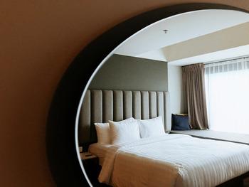 PULANG ke UTTARA Yogyakarta - By Window ( Queen Bed ) Promo Stay Hepi
