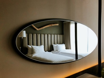 PULANG ke UTTARA Yogyakarta - By Window ( Twin Bed )  Promo Stay Hepi