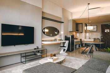 PULANG ke UTTARA Yogyakarta - Suite 2 Bedrooms Flash Sale