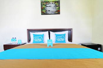 Airy Raya Kuta Gang Sehati 2 Bali - Standard Double Room Only Regular Plan