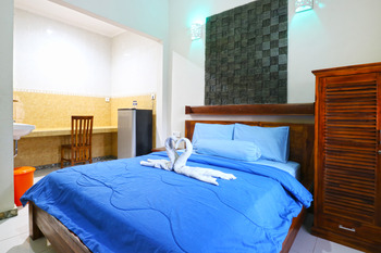 Kawali Homestay Bali - Deluxe Room Room Only Stay Longer Promotion