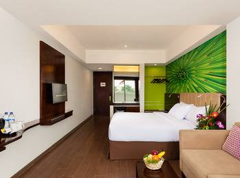 Primebiz Cikarang - Deluxe Balcony Room Only Regular Plan