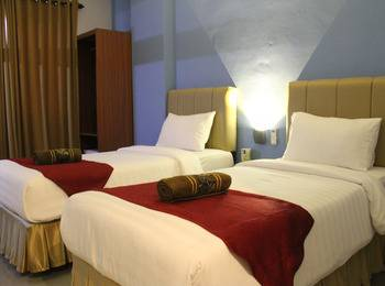 Hotel Garuda Pontianak - Deluxe Smart Room Regular Plan