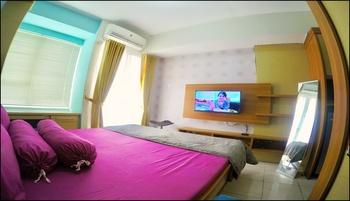 Apartemen Jowo Kluthuk at Malioboro City Yogyakarta - Deluxe Room Regular Plan