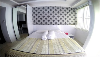 Apartemen Jowo Kluthuk at Malioboro City Yogyakarta - Superior Room Regular Plan