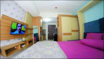 Apartemen Jowo Kluthuk at Malioboro City Yogyakarta - Studio Room Regular Plan