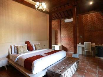 Pandawa Beach Villas & Resort Lombok - Joglo Suite Room Only Last Minutes Deal!