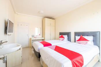 OYO 935 Bongo Residence Bandung - Standard Twin Room Regular Plan