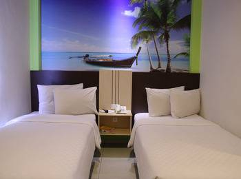 Hotel Dalu Semarang - Simply Room (Double / Twin) - Room Only Regular Plan