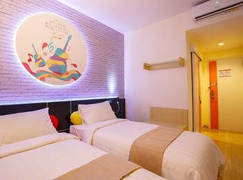 Front One Inn Muntilan Magelang - Superior Twin/Double Room Only telatdeal33