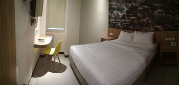 Front One Hotel Airport Solo Solo - SUPERIOR DOUBLE ROOM ONLY Regular Plan