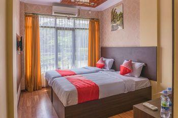 OYO 812 Hotel Tirta Bahari Pangandaran - Deluxe Twin Room Early Bird