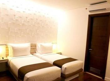 Alimar Hotel Malang - Superior Twin Room (Free Breakfast) Regular Plan