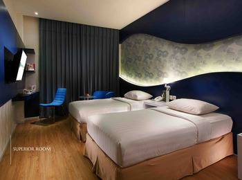 Karibia Boutique Hotel Medan - Superior Room Only Best Deal