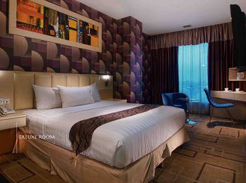 Karibia Boutique Hotel Medan - Deluxe Room Only Best Deal