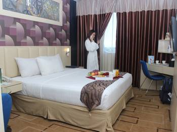 Karibia Boutique Hotel Medan - Deluxe Room Only End Year Deal