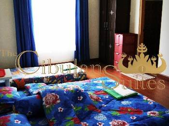 Arimbi Cibulan Suites Puncak - Family Room Regular Plan