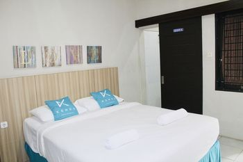 Kenda Residence Lombok Lombok - Standard Double Room Only Regular Plan