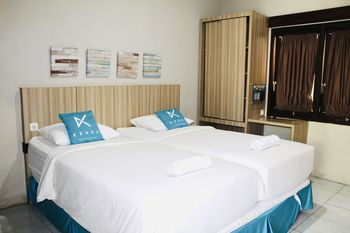 Kenda Residence Lombok Lombok - Standard Twin Room Only Regular Plan