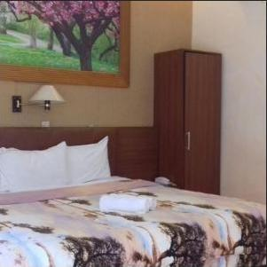 Hotel Kencana Pati - VIP Bawah Double Bed Regular Plan