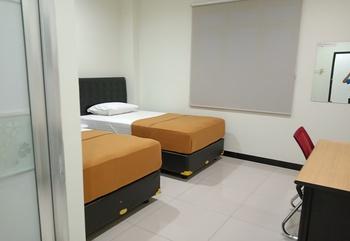 Hotel Aura Lubuklinggau - Standard Room Lantai 1 Regular Plan