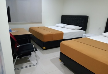 Hotel Aura Lubuklinggau - Deluxe Room Regular Plan