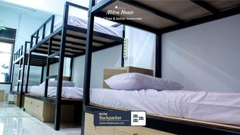Mitrahouse Pontianak Pontianak - Backpacker Room Rate For Person Regular Plan