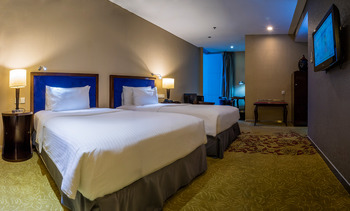Cambridge Hotel Medan Medan - Deluxe Twin Bed - Non Smoking Regular Plan