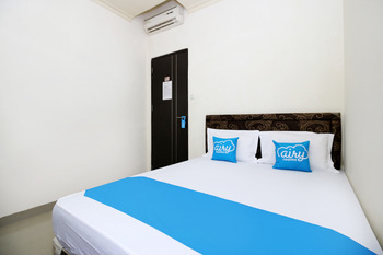 Airy Rappocini Andi Djemma 63A Makassar Makassar - Standard Double Room Only Regular Plan