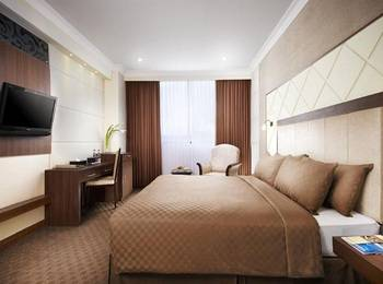 Hotel Singgasana Makassar - Executive Deluxe Room Regular Plan
