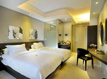 Sun Boutique Hotel Bali - Superior Room - Termasuk Sarapan 50% OFF : FREE 1X DINNER + DROP OFF AIRPORT!