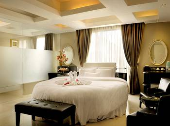Sun Boutique Hotel Bali - Executive Suite Room - Room Only Kuta 2Nights Deal