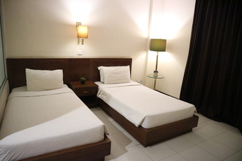Excellent Seven Boutique Hotel Bandung - STANDARD TWIN Regular Plan