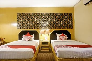 OYO 805 Hotel Dyan Graha Pekanbaru - Standard Twin Room Regular Plan