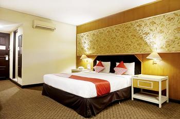 OYO 805 Hotel Dyan Graha Pekanbaru - Deluxe Double Room Regular Plan
