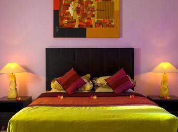 De Abian Villa Bali - Standard Room Day Use  8 malam until 8 pagi Regular Plan