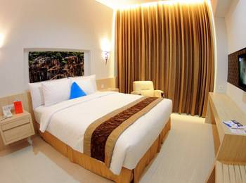 Megaland Hotel Solo - Deluxe Double Room Only Regular Plan