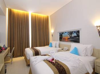 Move Megaland Hotel Solo - Deluxe - with Breakfast Regular Plan
