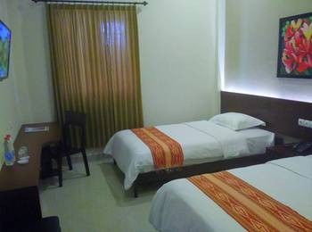 Hotel Transit Pasuruan - Superior Twin Regular Plan
