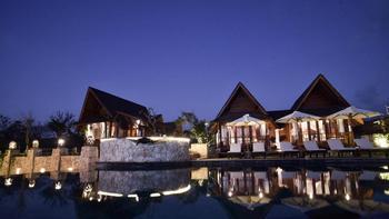 D'bays Dream Beach Club and Villa Bali - Deluxe Room Garden View Regular Plan
