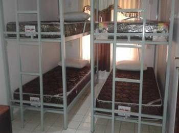 Pondok Heras Suite Jakarta - 1 Bed In Bunk Female Dormitory Room - Tarif Per Orang Regular Plan