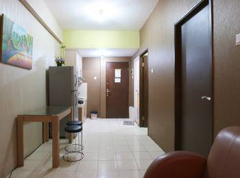 Adaru Property@Sunter Park View Jakarta - 2 Bedroom Room Only Stay More, Pay Less