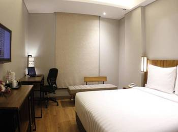 BATIQA Hotel Lampung - Deluxe Room Regular Plan